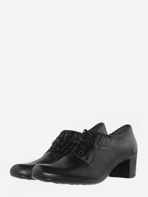 Туфли черные   5711711