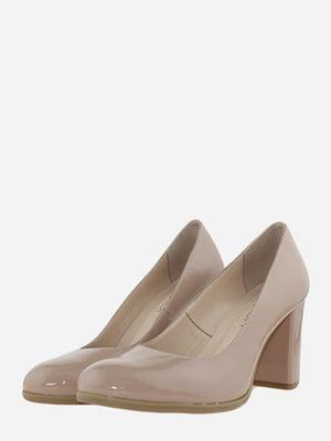 Туфлі бежевеві | 5716030