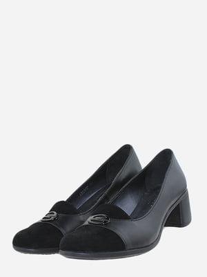 Туфлі темно-сірі | 5716032
