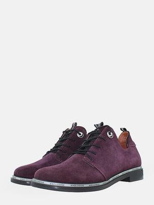 Туфлі фіолетові | 5716042
