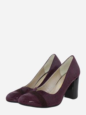 Туфлі фіолетові   5718037