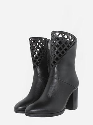 Ботинки черные   5718046