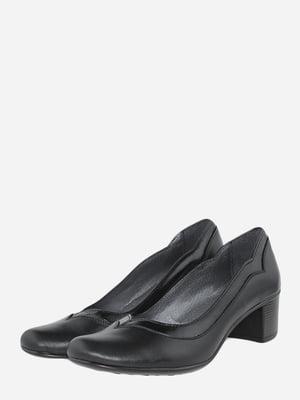 Туфли черные   5718056