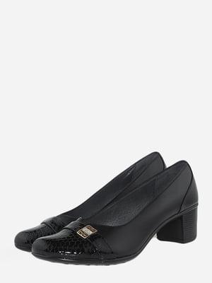 Туфли черные   5718058