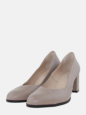 Туфли кофейного цвета | 5718071