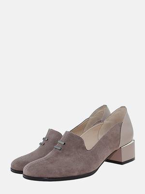 Туфли кофейного цвета | 5718079