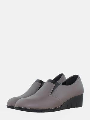 Туфли кофейного цвета | 5718101