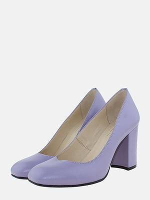 Туфли сиреневого цвета | 5718109