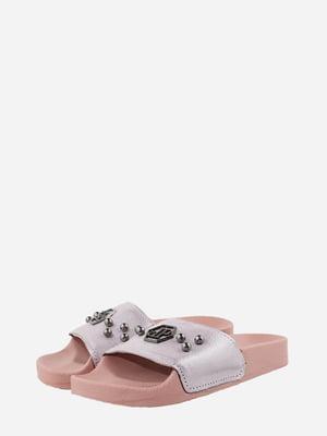 Шльопанці рожеві  | 5720403