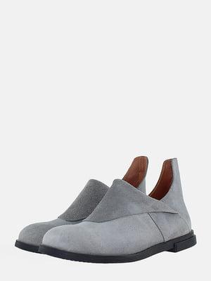 Туфлі сірі | 5725374