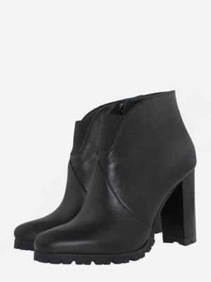 Ботинки черные   5725522