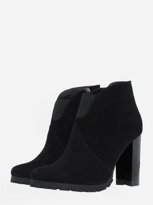 Ботинки черные   5725523