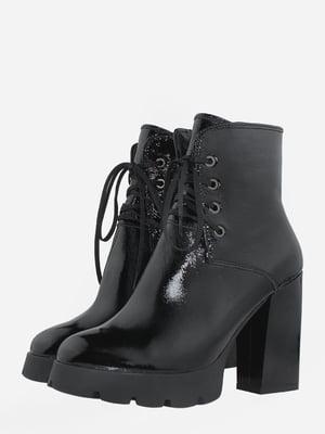 Ботинки черные   5725525