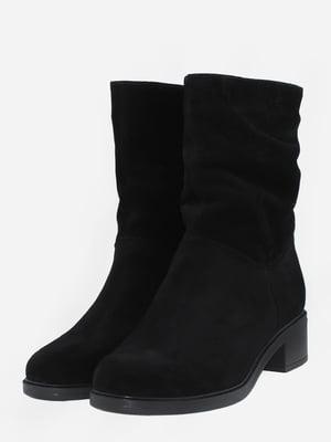 Ботинки черные   5725526
