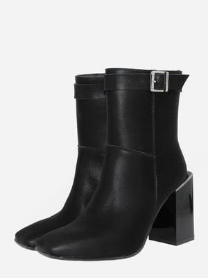 Ботинки черные   5725527