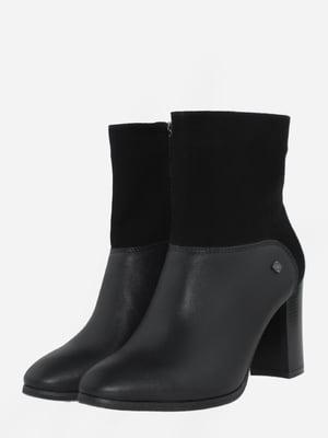 Ботинки черные   5725528