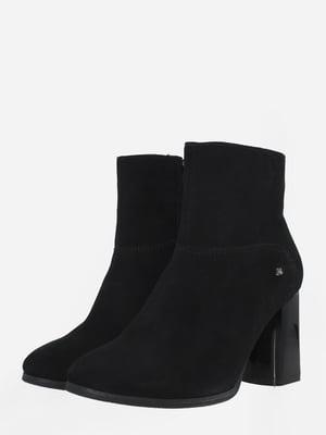 Ботинки черные   5725529