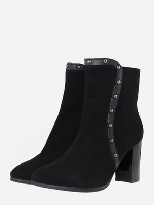 Ботинки черные   5725530