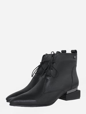 Ботинки черные   5725531