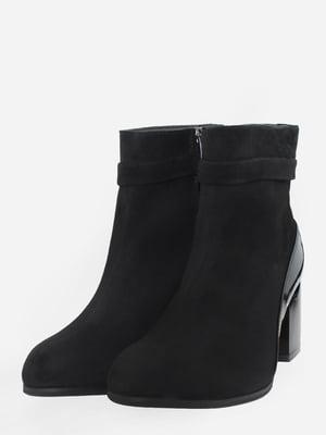 Ботинки черные   5725532