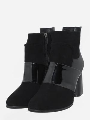 Ботинки черные   5725533