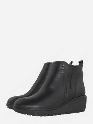Ботинки черные   5725534