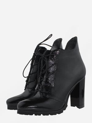Ботинки черные | 5725535