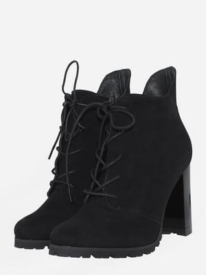 Ботинки черные | 5725536