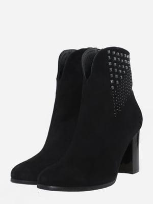 Ботинки черные | 5725537