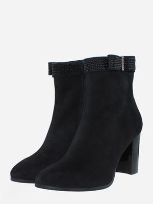 Ботинки черные   5725539