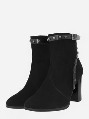 Ботинки черные   5725541