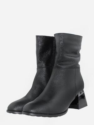 Ботинки черные   5725542