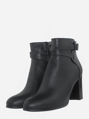 Ботинки черные   5725543