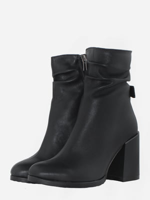 Ботинки черные   5725544