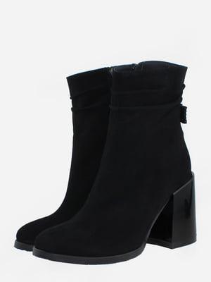 Ботинки черные   5725545