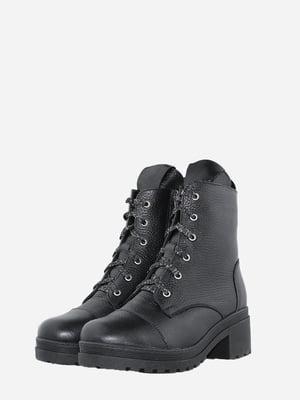 Черевики чорні   5725566
