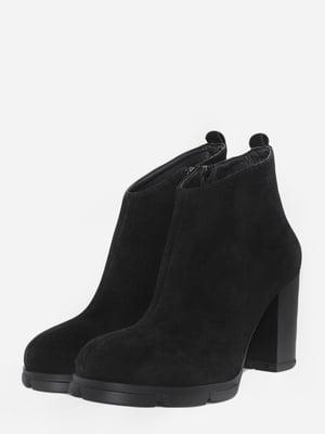 Ботинки черные | 5725575