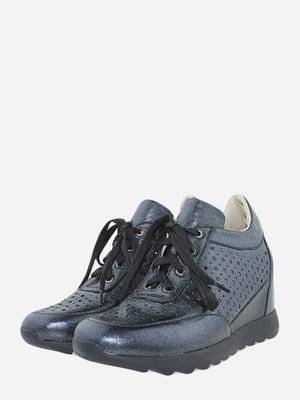 Туфлі графітового кольору | 5725584