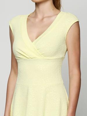 Платье светло-желтое | 5725854