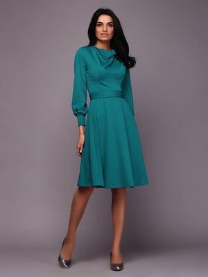 Плаття бірюзового кольору   5725868