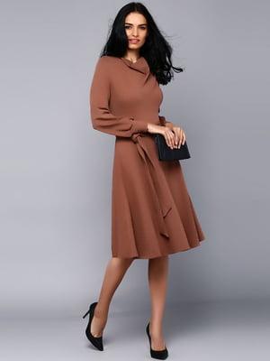 Сукня коричнева   5725866