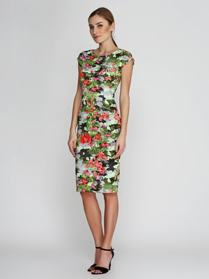 Сукня у квітковий принт   5725876