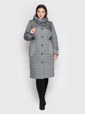 Пальто сіре | 5725911