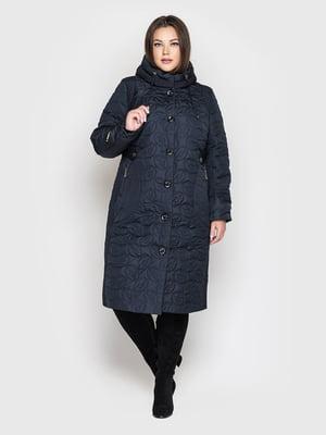 Пальто синее | 5725912