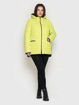Куртка яблучного кольору - WELLTRE - 5725921