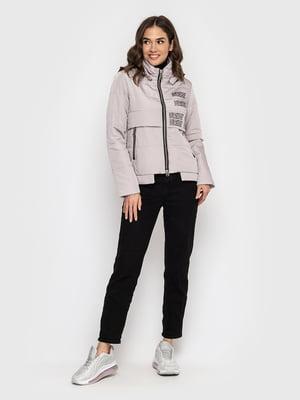 Куртка пудрового кольору - WELLTRE - 5725924