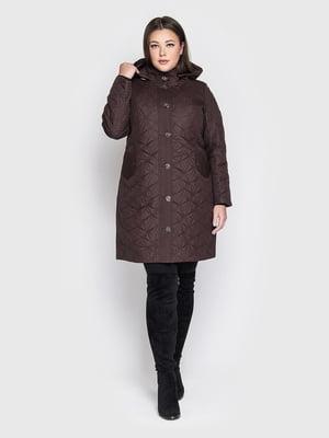 Пальто цвета бордо | 5725930