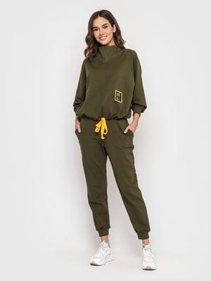 Костюм: світшот і штани | 5725937