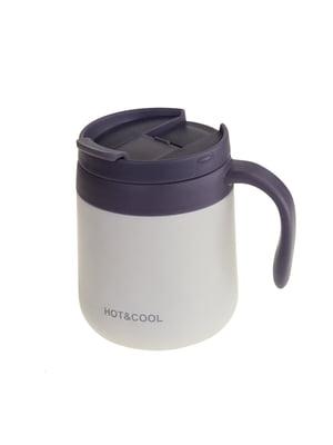 Термочашка кавова з кришкою | 5725991