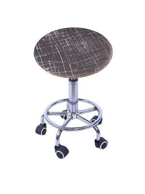 Чохол на круглий стілець | 5726056